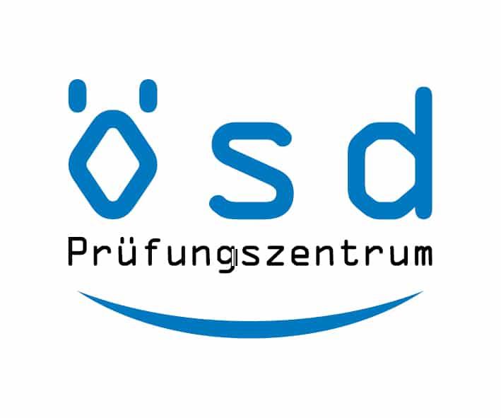 Logo Examenes Oficiales de Alemán (ÖSD)